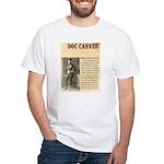 Doc Carver White T-Shirt