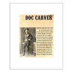 Doc Carver Small Poster