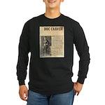 Doc Carver Long Sleeve Dark T-Shirt