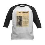 Doc Carver Kids Baseball Jersey