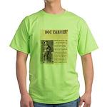 Doc Carver Green T-Shirt