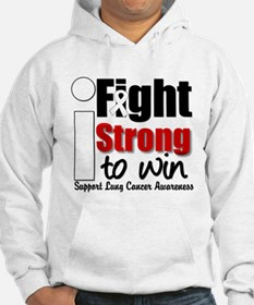 I Fight Strong To Win (LC) Jumper Hoody