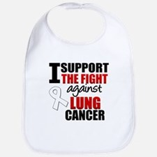 I Support The Fight (LC) Bib