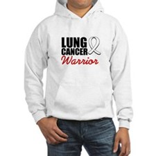 Lung Cancer Warrior Jumper Hoody