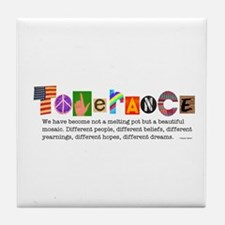 Tolerance Tile Coaster