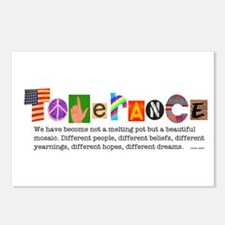 Tolerance Postcards (Package of 8)