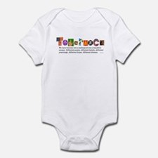 Tolerance Infant Bodysuit
