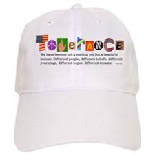 Tolerance Baseball Cap