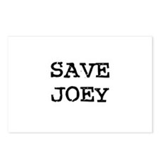 Save Joey Postcards (Package of 8)