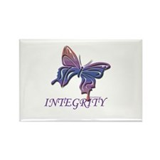 INTEGRITY Rectangle Magnet