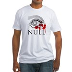 Null Fitted T-Shirt