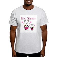 Bunnies Big Sister T-Shirt