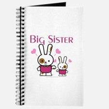 Bunnies Big Sister Journal