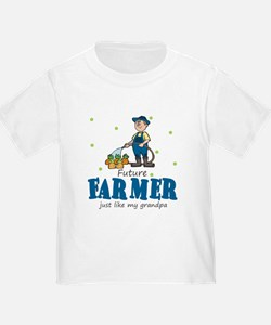 Future Farmer Like Grandpa T