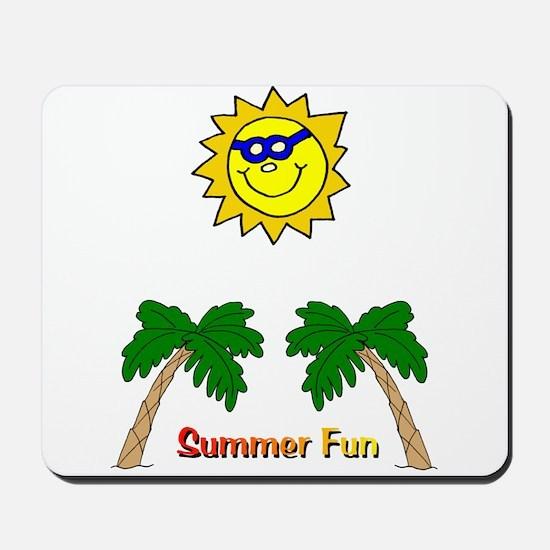 Summer Fun Mousepad