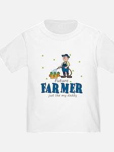Future Farmer Like Daddy T