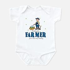 Future Farmer Like Daddy Infant Bodysuit