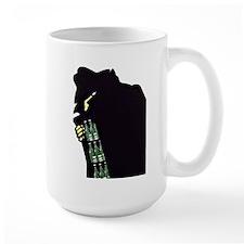 Communist Pushing the Drink Mug
