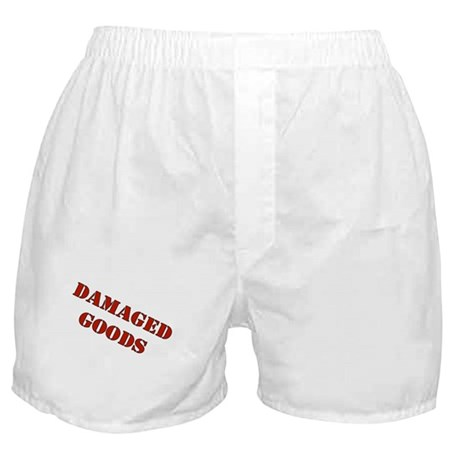 DAMAGED GOODS Boxer Shorts