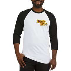 Teen Ink Splash Baseball Tee