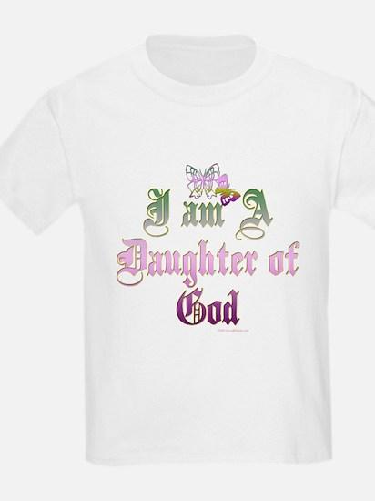 I AM A DAUGHTER OF GOD T-Shirt