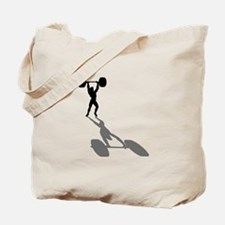 Powerlifters Weighlifting Tote Bag