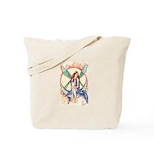 Jump Rope Fairy Tote Bag