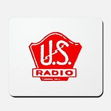 U.S. Radio Mousepad