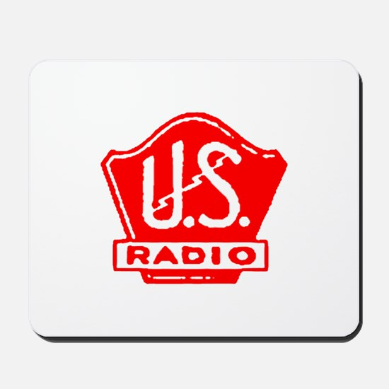 U.S. Radio Mousepad