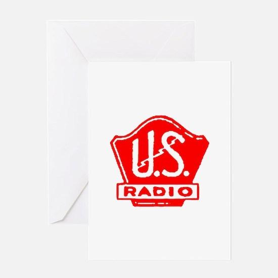 U.S. Radio Greeting Card