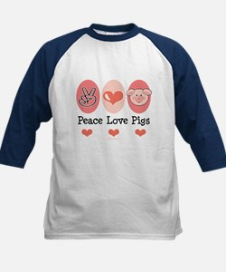 Peace Love Pigs Tee