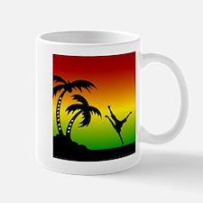 Reggae Island Dance Mug