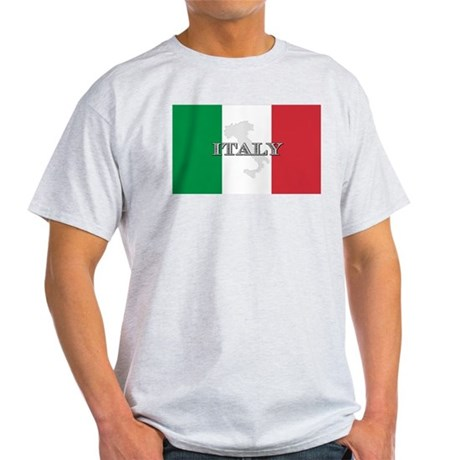 Italian Flag Extra Light T-Shirt
