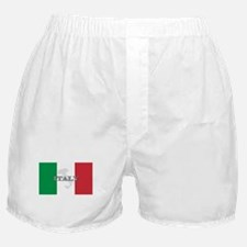 Italian Flag Extra Boxer Shorts