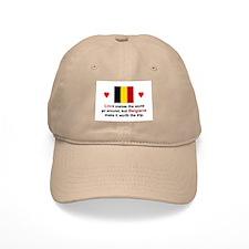Love Belgians Baseball Cap