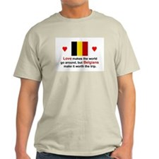 Love Belgians T-Shirt