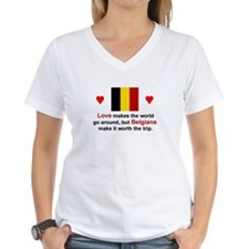 Love Belgians Shirt