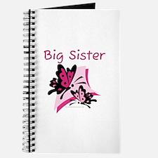 Butterflies Big Sister Journal