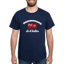 Bermudans do it better T-Shirt