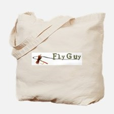 Fly Fishing Guy Tote Bag
