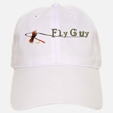 Fly Fishing Guy Baseball Baseball Cap