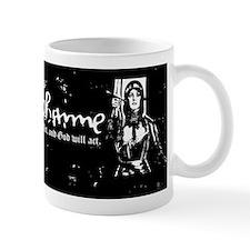 Joan of Arc (Act, and God wil Mug