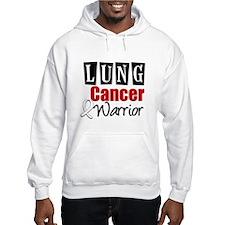 Lung Cancer Warrior Jumper Hoody