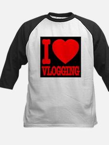 I Love Vlogging Tee