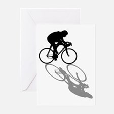 Cycling Bike Greeting Cards (Pk of 20)