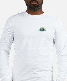 Montana fly fishing long sleeve shirt