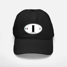 Italy Euro Oval Baseball Hat