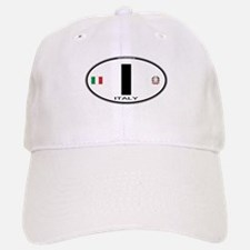 Italy Euro Oval Baseball Baseball Cap