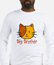 Cat Big Brother Long Sleeve T-Shirt