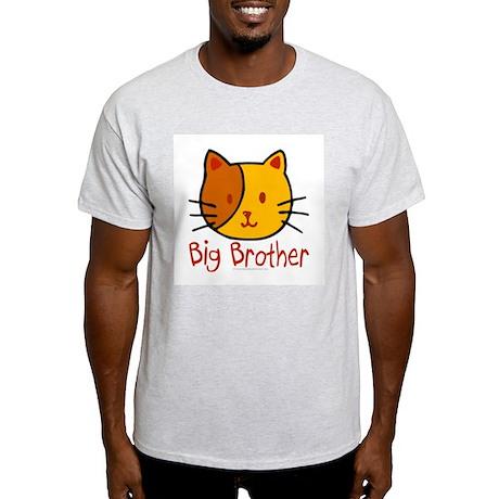 Cat Big Brother Light T-Shirt